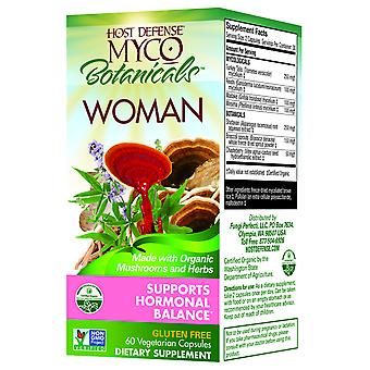 Host Defense MycoBotanicals Woman Capsules 60 ct