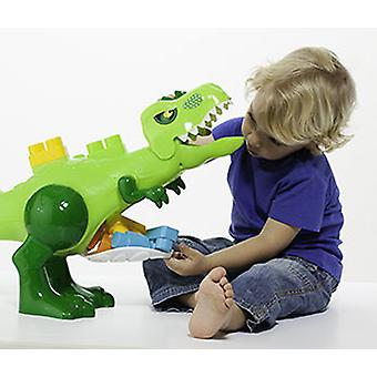 Molto Dinosourio Bloques 30 Piezas (Toys , Constructions , Characters And Animals)