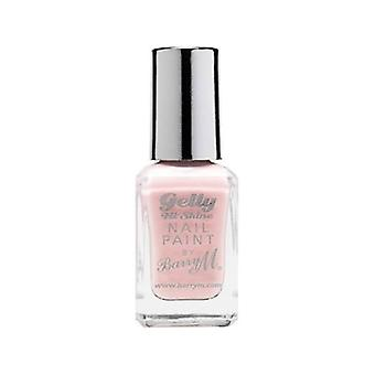 Barry M Barry M Gelly Ciao brillare chiodo vernice rosa canina