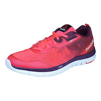 Reebok ZQuick Soul Womens Running Trainers - Red
