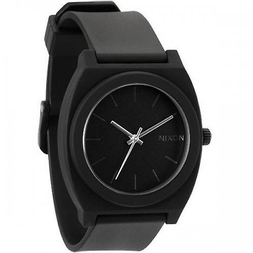 Nixon The Time Teller P Uhr - Matte Black