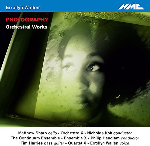 Wallen / Shrap / Continuum Ensemble - Photography [CD] USA import