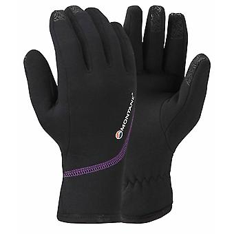 Montane Womens Power Stretch Pro Glove Black (Small)