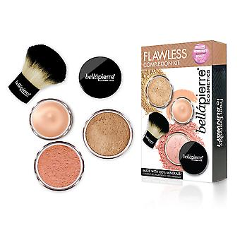 Bellapierre Cosmetics Flawless Complexion kit color Dark (Make-up , Face , Bases)
