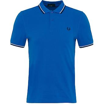 Fred Perry Twin Tipped chemise Polo M3600