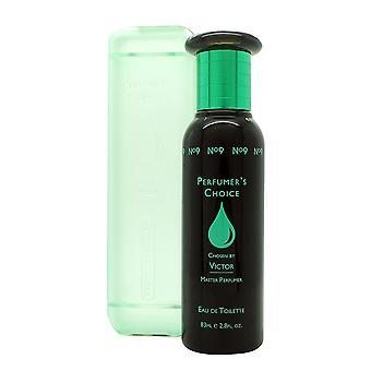 Perfumers valg No. 9 Victor Eau de Toilette 83ml EDT Spray