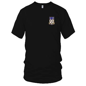 US Army - 368th Infantry Regiment Embroidered Patch - Mens T Shirt