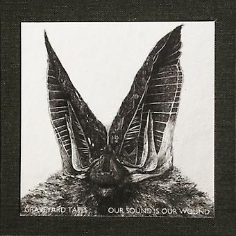 Kirkegård bånd - vores lyd er vores sår [CD] USA importerer