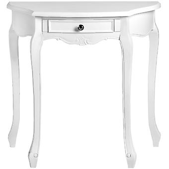 Hill Interiors Florence Half Moon Table