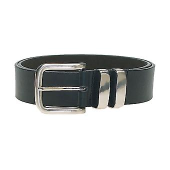 Duke Mens Kingsize Noah D555 Double Metal Loop Belt