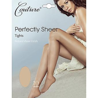Couture Womens/Ladies Perfectly Sheer Tights (1 Pair)