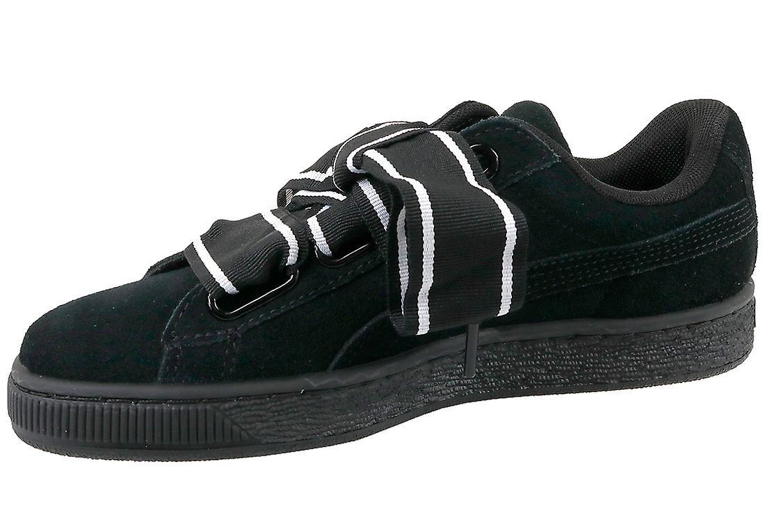 Chaussures Suede de sport PUMA Suede Chaussures coeur Satin II 364084-01 Wo  d2734b