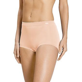 Mey 59218-376 Women's Emotion Cream Tan Solid Colour Knicker Shorties Boyshort