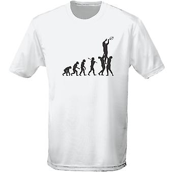 Rugby Evo Evolution Kids Unisex T-Shirt 8 Colours (XS-XL) by swagwear