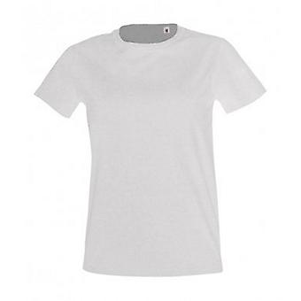 SOLS Womens/Ladies Imperial Fit Short Sleeve T-Shirt
