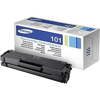 Samsung Toner cartridge D101S MLT-D101S/ELS Original Black 1500 pages