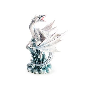 White Dragon w/ Ice Crystals