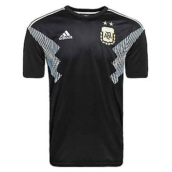 2018-2019 Argentina Away Adidas Football Shirt (Kids)