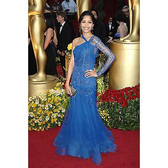 Freida Pinto im Ankunftsbereich für 81St Annual Academy Awards - Ankünfte Kodak Theatre Los Angeles Ca 2222009 Foto von Dee CerconeEverett Sammlung Celebrity