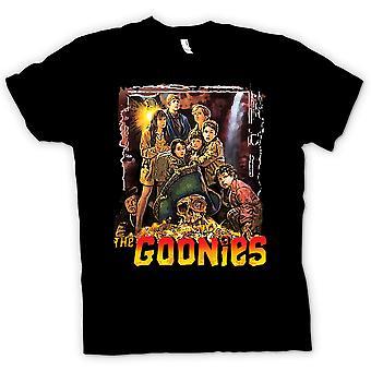 Womens T-shirt - The Goonies Treasure - Movie