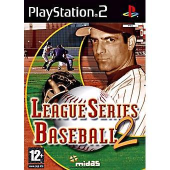 League serie Baseball 2 (PS2)