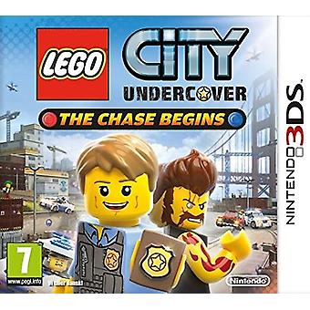 Nintendo Selects Lego City Undercover The Chase Begins (Nintendo 3DS)