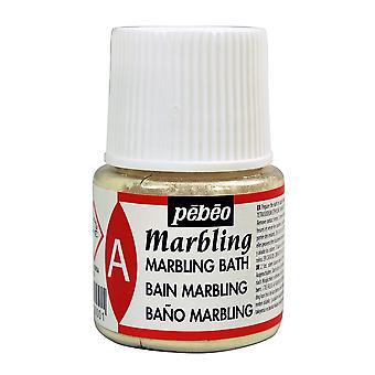 Pebeo Marbling Bath 35g