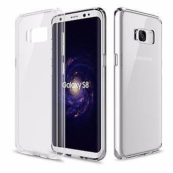 Original ROCK silicone case pouch for Samsung Galaxy S8 plus G955 G955F transparent