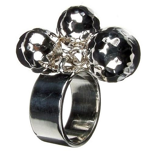 Breloque ballon Silver Ring