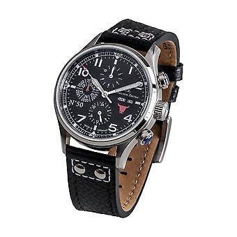 Carl of Zeyten men's watch wristwatch automatic no.. 50 CVZ0050BK