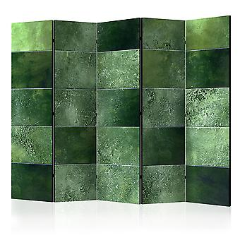 Rumsavdelare - grön pussel II [rumsavdelare]