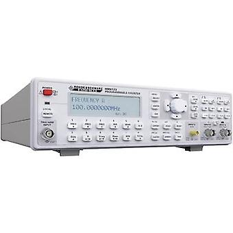 Cycle counter Rohde & Schwarz HM8123 0 Hz - 3 GHz Manufacturers standards (no certificate)