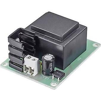 Tarjeta de adaptador de red componente Conrado componentes ATT. FX. INPUT_VOLTAGE: 230 V AC (máx.) ATT. FX. OUTPUT_VOLTAGE: 5 Vdc (máx.)