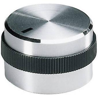 OKW A1421469 Control knob Aluminium (Ø x H) 22.1 mm x 12 mm 1 pc(s)