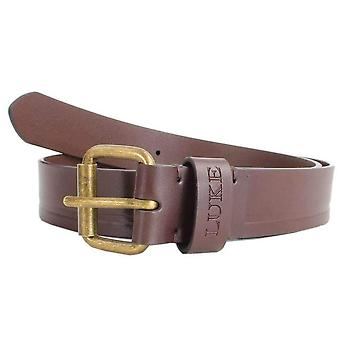 Luca 1977 Oscar Belt - Brown