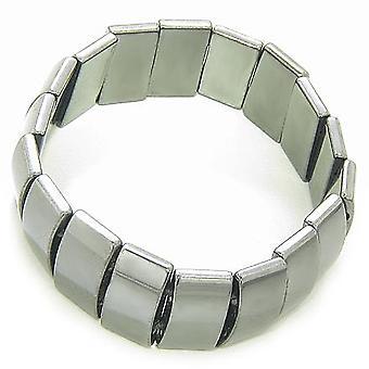 Magnetiske beskyttelse og smukke hæmatit armbånd