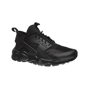 NIKE air Huarache run ultra men's sneaker black
