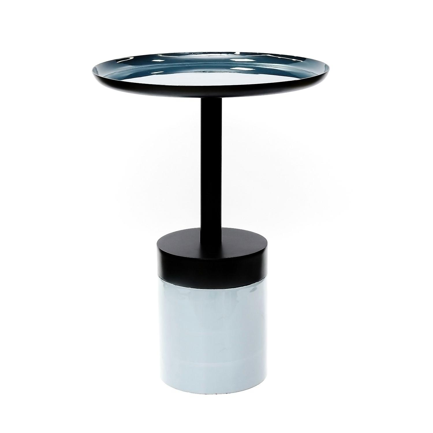 Table Design Plateau Basse Violet Gris E9H2IWDY