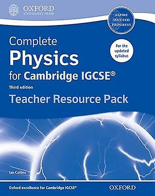 Complete Physics for Cambridge IGCSE  R Teacher Resource P by Pople