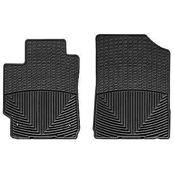 WeatherTech Trim to Fit Front Rubber Mats for Ford F150, Black