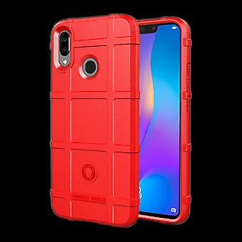 For Huawei P20 shield series outdoor red bag case cover protection new