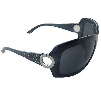 EyeWear Black Sunglasses UV Protection Summer Sun Bright Snow Ski Gold FREE UK