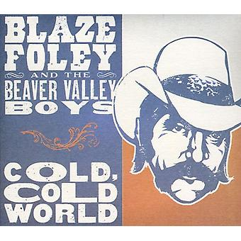 Blaze Foley & the Beaver Valley Boys - Cold Cold World [CD] USA import