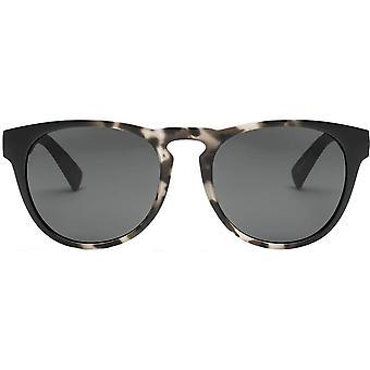 Electric California Nashville XL Sunglasses - Burnt Tortoise Shell/Ohm Grey