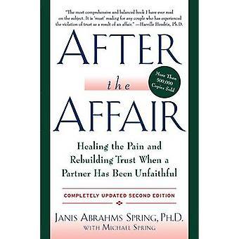 Po romans - leczenia bólu i odbudowa zaufania, kiedy Partne