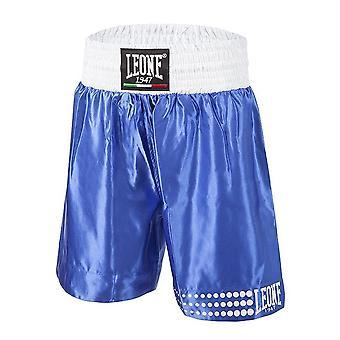 Leone 1947 Boxing Shorts blau