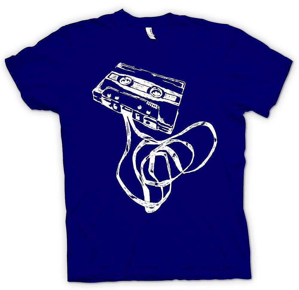 Mens T-shirt - Old Skool Tape