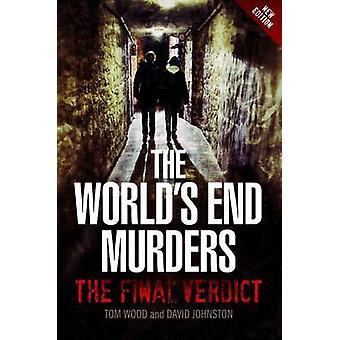 Fin meurtres - le Verdict Final de Tom Wood - David Johnst du monde