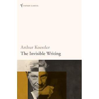 La scrittura invisibile (Vintage Classics)