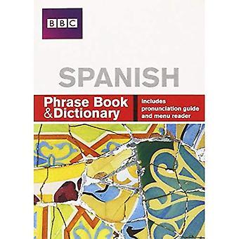 BBC Spanish Phrase Book and Dictionary (Phrasebook)